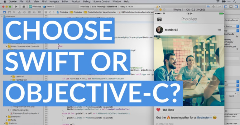 Should You Learn Swift Or Objective-C As A Beginner App Developer? [UPDATED]