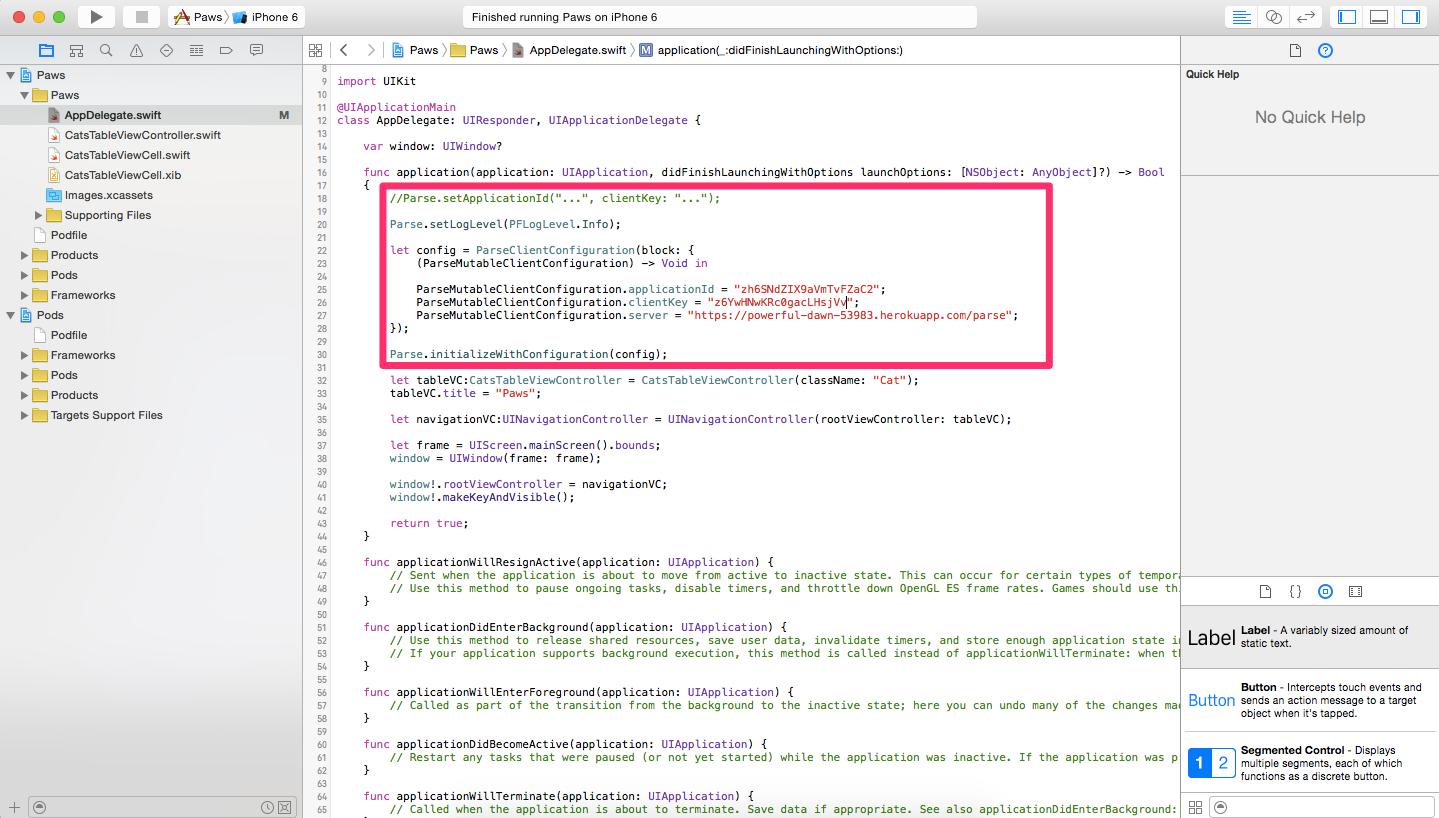Xcode: New Configuration