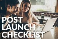 The 33-Point Ultimate Post-Launch App Checklist