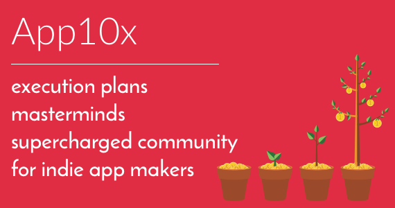 App10x Execution Plans Masterminds Community
