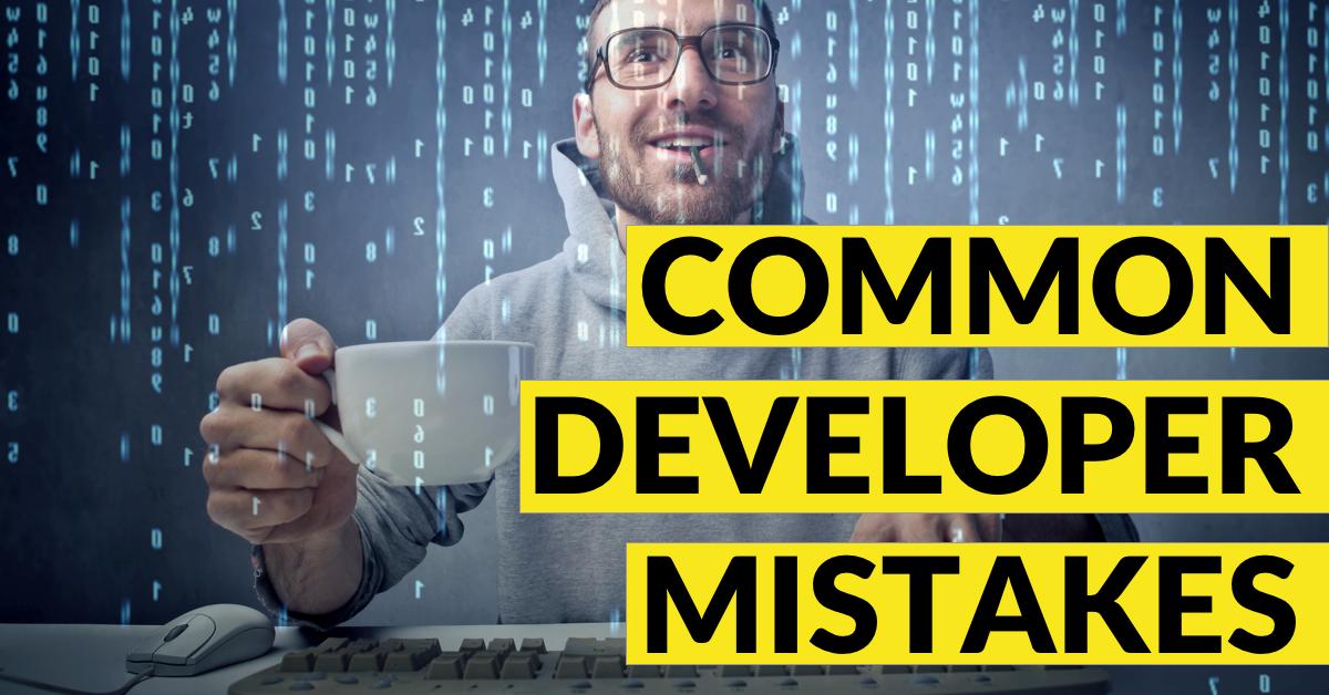 Avoid These Common iOS App Dev Mistakes