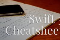 UPDATED: The Swift 3 Cheatsheet