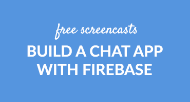 Build your own chat app with Firebase and Swift