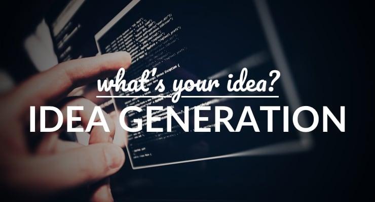What's Your App Idea?