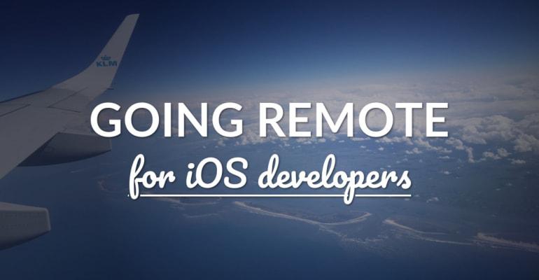 How To Become A Remote Developer