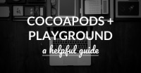 Using CocoaPods With Xcode Playground