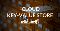 iCloud Key-Value Store with NSUbiquitousKeyValueStore