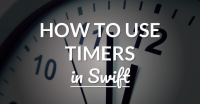 Working with Timers in Swift