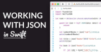 Working With JSON In Swift With SwiftyJSON