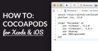 How To: Get Started With CocoaPods