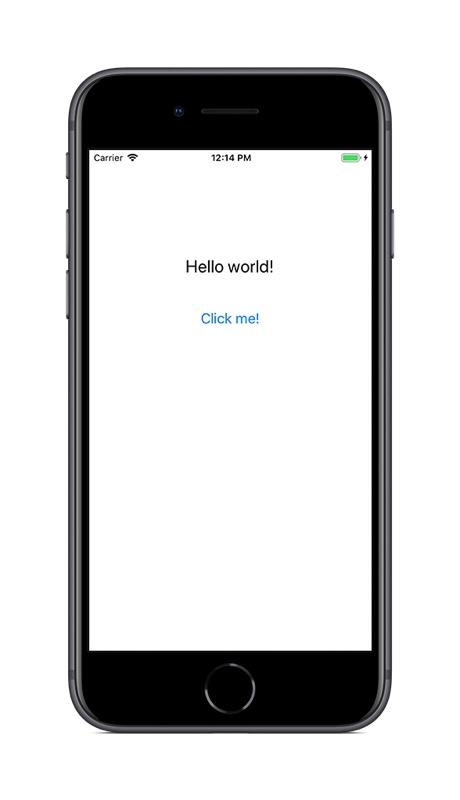 View Controller iOS