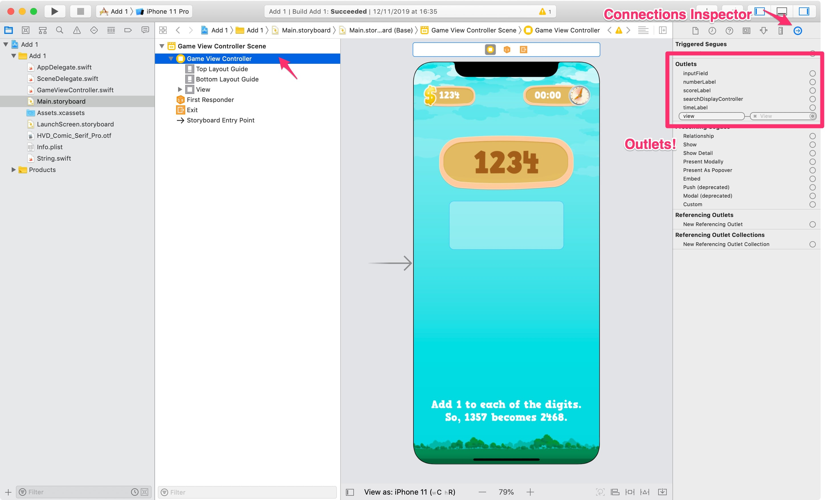 Create A Simple iOS Game With Swift In Xcode – LearnAppMaking