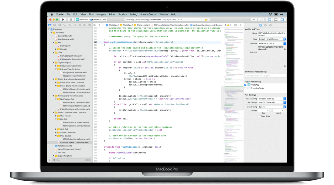 Learn to code iOS 13 apps with Xcode 11 and Swift 5