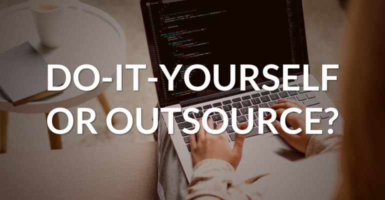 Should You Build An App Yourself, Or Outsource It?