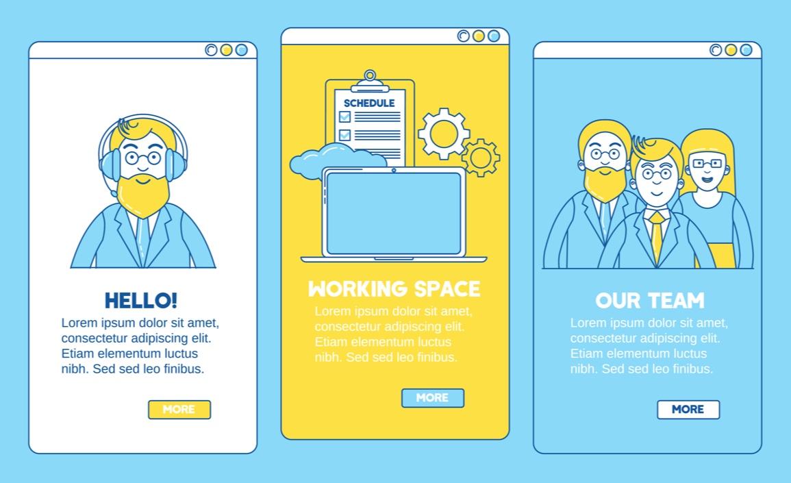 App Onboarding Tutorial example