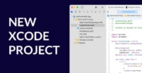 How To Create a New Xcode App Project