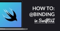 Working with @Binding in SwiftUI