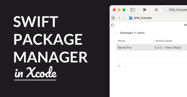 Get Started with Swift Package Manager (SPM)
